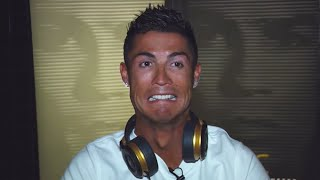 The Full Cristiano Ronaldo F**K FIFA Interview - Walks Out After Corruption Questions