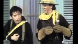 Chespirito 1974- A Guerra de Secessão (Bloco 1)