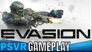Evasion PSVR GAMEPLAY - First Impressions!!!!