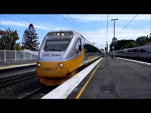 how to get to goma brisbane by train