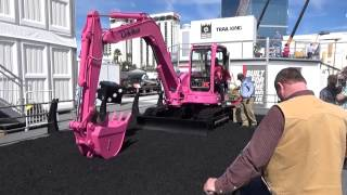 Video still for LBX Susan G Komen Excavator Challenge