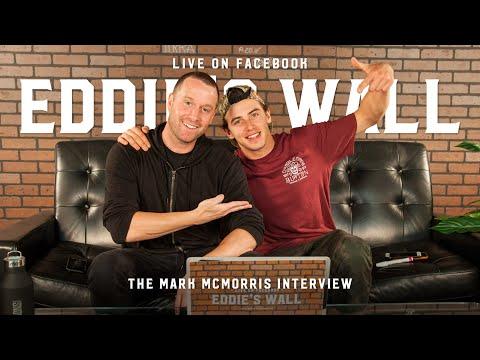 "TransWorld SNOWboarding talks with Mark McMorris on ""Eddie's Wall""   GrindTV"