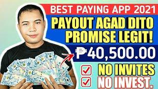 ₱40,500! PROMISE PAYOUT AGAD DITO | SOBRANG DALI LANG | 100% LEGIT