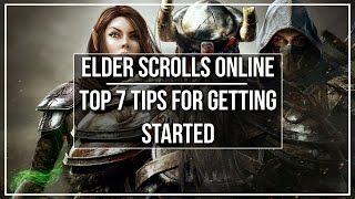 ESO Beginner Guide - Top 7 Tips for Getting Started