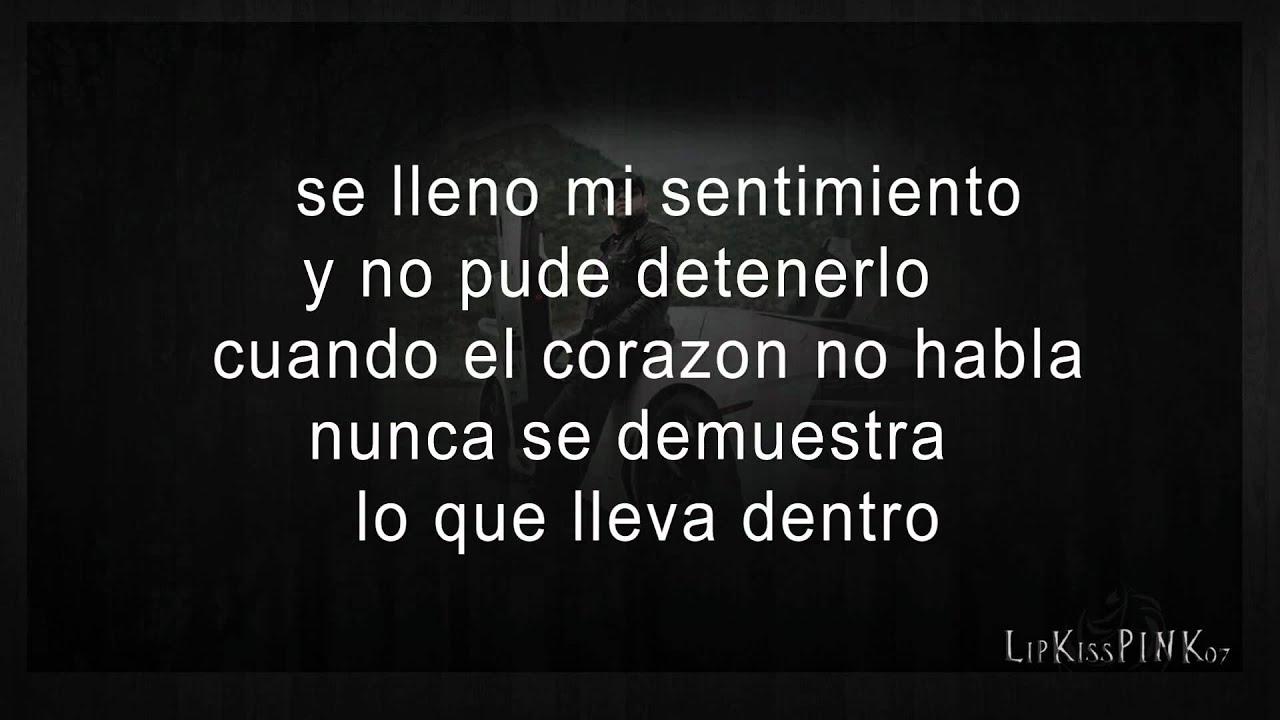 Gerardo Ortiz - Solo Vine a Despedirme (letra) HD - YouTube