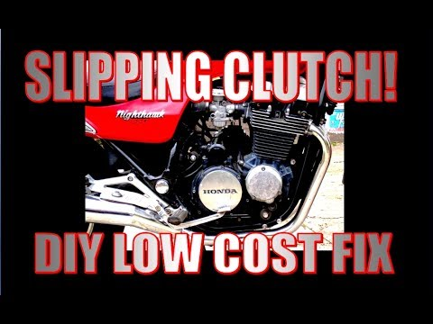 1978 Kz1000 Wiring Diagram Dual Coil Subwoofer Basics To Motorcycle Clutch Adjustment Youtube 6 35