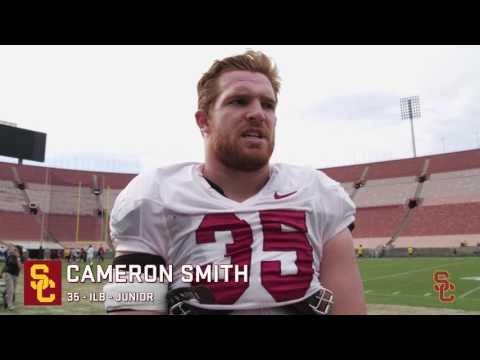 USC Football - Replacing Michael Hutchings