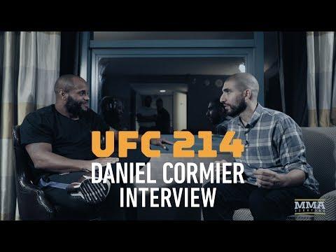 Daniel Cormier Reflects on Jon Jones Rivalry, Coming Full Circle in Anaheim - MMA Fighting