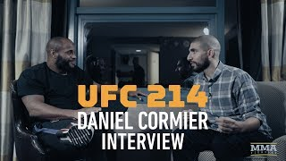 Daniel Cormier Reflects on Jon Jones Rivalry, Coming Full Circle in Anaheim - MMA Fighting