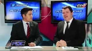 Comentario de la Liga DIRECTV en Fábrica de Campeones Primera Edición