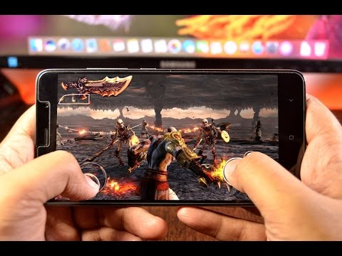 Play GOD OF WAR  - Android |  Gameplay