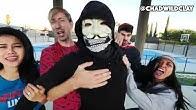 SPY NINJAS ROAST PROJECT ZORGO HACKERS in a Rap Battle Music Video ft. CWC, Vy, Daniel, Regina & PZ9
