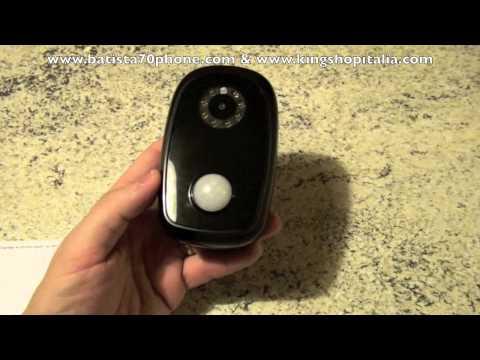 3G Remote Alarm Camera video by batista70phone