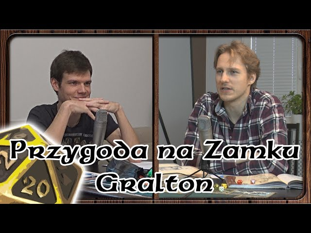 Interaktywna Sesja RPG - Zamek Gralton