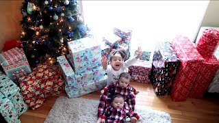 Christmas Morning Opening Presents | I Got a LOL Big Surprise