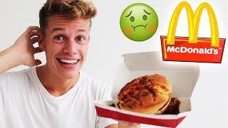 Ich teste das NEUESTE Fast Food von McDonald's 🍟🍔