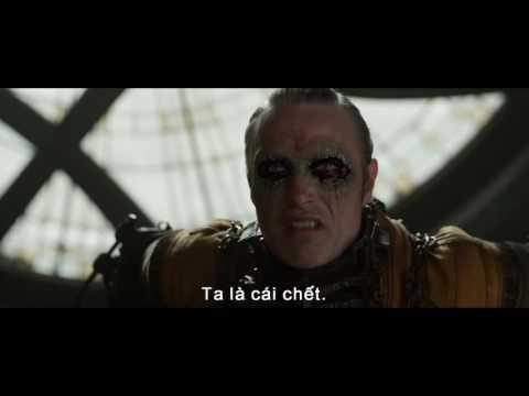 """Phim bom tấn """" Doctor Strange """" Trailer #2"""