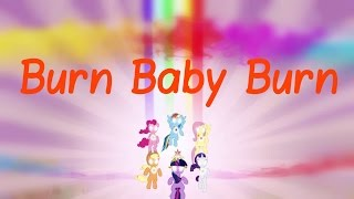 Video PMV Burn Baby Burn - MercyMe download MP3, 3GP, MP4, WEBM, AVI, FLV Desember 2017