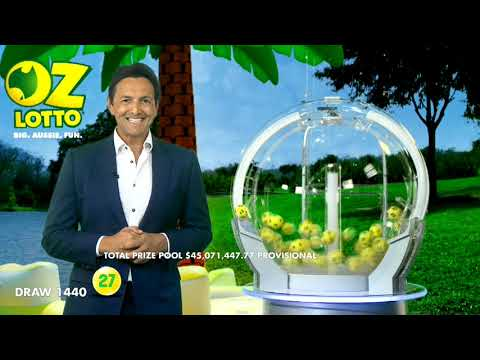 Oz Lotto Results Draw 1440   Tuesday, 21 September 2021   The Lott