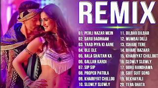 BOLLYWOOD HINDI REMIX ☼ NONSTOP DANCE PARTY DJ MIX ☼ BEST REMIXES OF BOLLYWOOD SONG 2020