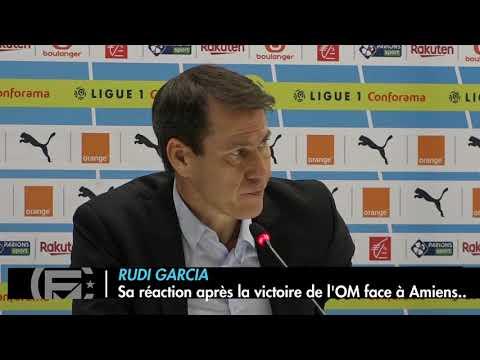 Garcia parle du geste