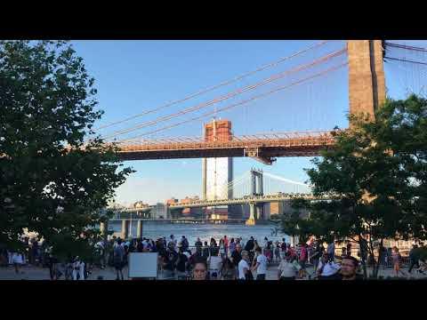Anish Kapoor at Brooklyn Bridge Park