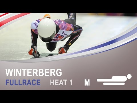 Winterberg | Men's Skeleton Heat 1 World Championships 2015 | FIBT Official