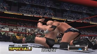 WWF No Mercy Finishers