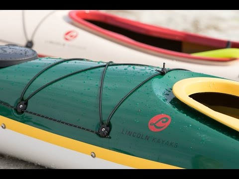 """Quoddy Light"" Kayak Overview"