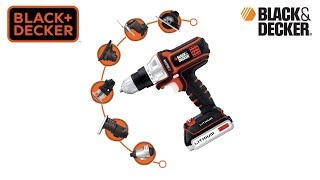 Обзор крутого инструмента BLACK+DECKER Matrix Multievo BDCDMT120C MT218K MT218KB