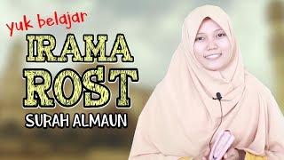 Ngaji Pemula! Surah Al-Ma'un IRAMA ROST Langsung Bisa