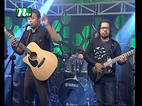 Shopnobaaji by Sanjeeb Chowdhury [Covered by Shohortoli band]