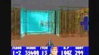 Wolfenstein 3D SNES - Episode 1