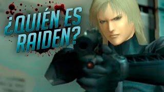 La historia de Metal Gear Solid I Raiden I