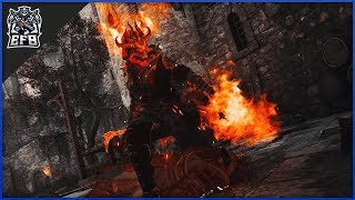 For Honor - SHINOBI IS A DEMON! | New Reigning Inferno Mask Outfit