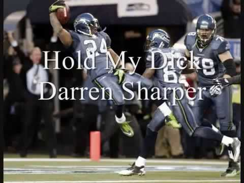 Darren Sharper put the team on my back (Re-Upload for benjacanada)