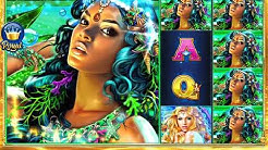 MERMAID'S MISCHIEF Video Slot Casino Game with a FREE SPIN BONUS
