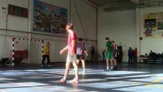 Краснодар - Ставрополь кубок России по гандболу (спорт глухих) ФИНАЛ
