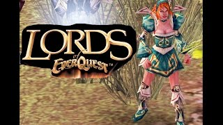 Claudia Black in Lords of EverQuest 2003 Cinematics
