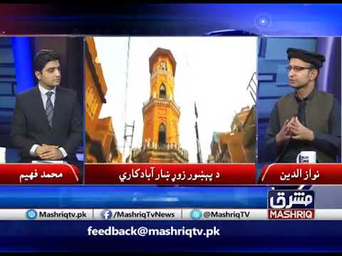 Heritage Trail of the ancient city Peshawar l Mashriq RoundUp with Muhammad Faheem