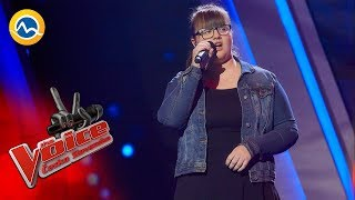 Karolína Koleková - Love On The Brain (Rihanna) - The VOICE Česko Slovensko 2019
