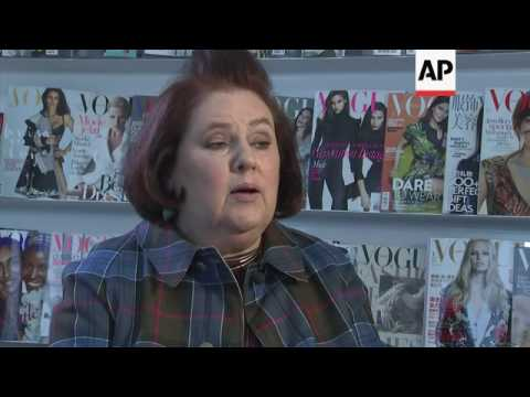 International Vogue editor Suzy Menkes reveals her tips for traveling to fashion weeks
