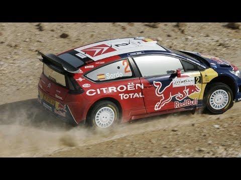 WRC Jordanie 2008