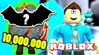 SPENDING 10,000,000 ON A LEGENDARY MOON EGG! | Roblox Dashing Simulator! | MicroGuardian