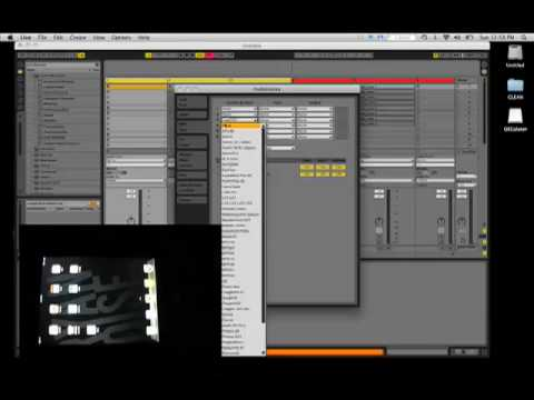 how to use ipad as a midi controller for ableton live youtube. Black Bedroom Furniture Sets. Home Design Ideas