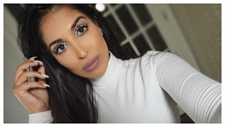 Kylie Jenner Inspired Make up - NEW YEARS EVE ICE PRINCESS