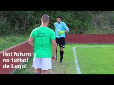 Hai futuro no fútbol de Lugo