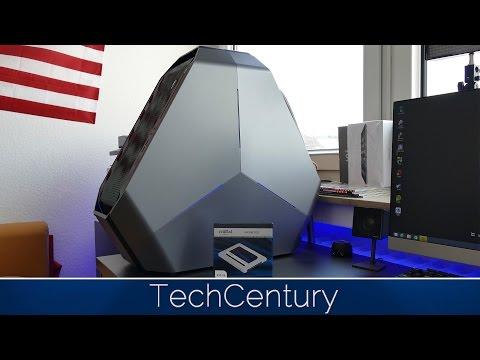 Alienware Area 51 Crucial MX200 SSD Upgrade
