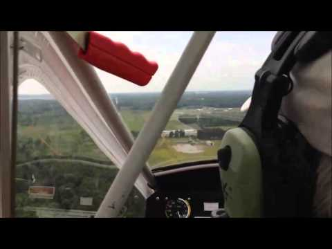 Hawk Arrow II SLSA with the HKS 700E engine