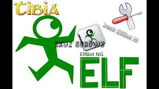 Cómo descargar, instalar, crackear y usar Elfbot en Tibia 8.60 Muy bien explicado desde 0. [ESPAÑOL]
